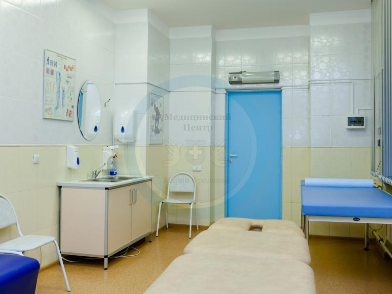Кабинет остеопатии