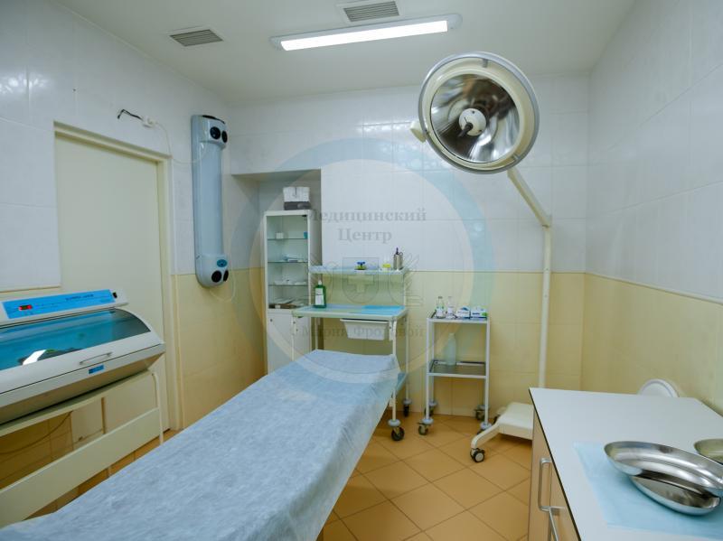 Малая операционная в клинике Марии Фроловой