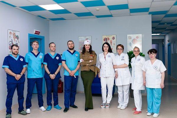 Команда Клиники Марии Фроловой