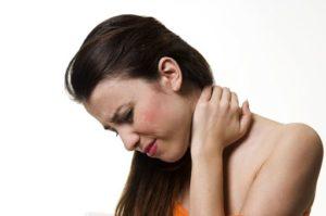 Когда болит затылок и шея