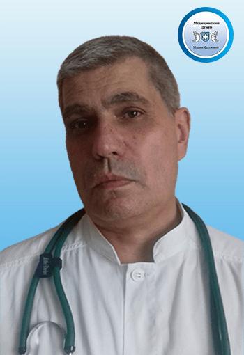 Кардиолог, врач функциональной диагностики, анестезиолог-реаниматолог