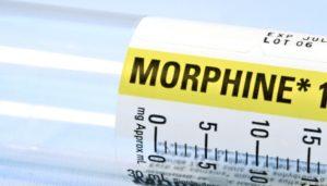 Лечение зависимости от Морфина