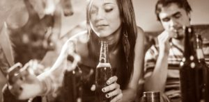 женский подростковый алкоголизм