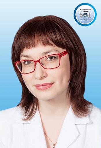 Беленькая Марина Юрьевна - врач-ревматолог
